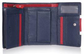 Peněženka dámská BHPC Colours BH-364-05 modrá Beverly Hills E-batoh