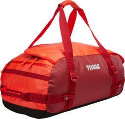 Thule Chasm 40 l cestovní taška CHASM40RO - oranžová/červená