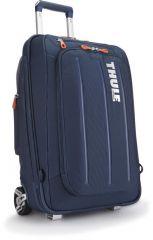 Thule Crossover 38L pojízdný kufr na ramena TCRU115 - tmavě modrý