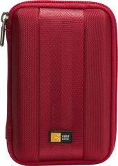 Case Logic pouzdro na HDD 2,5'' QHDC101R - červené E-batoh