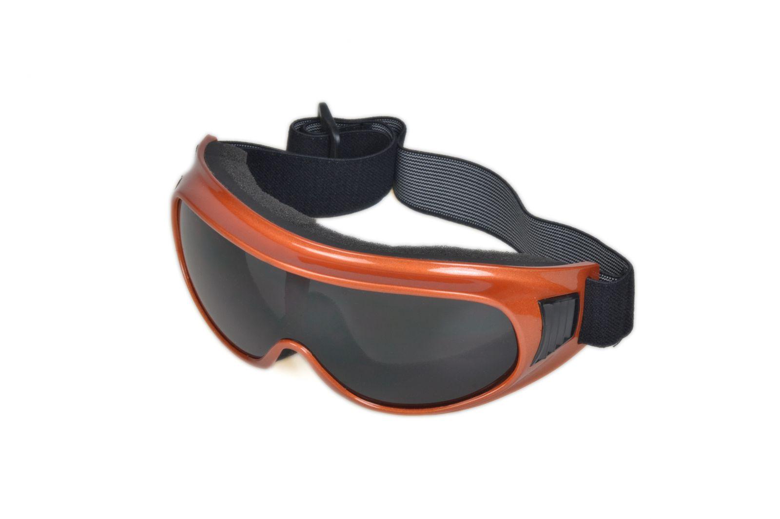 Brýle na snowboard a lyžovaní SPS0002D CAT.3