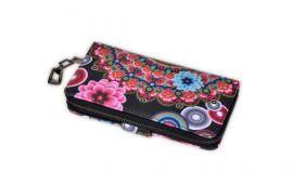 Dámská peněženka 6291 black E-batoh