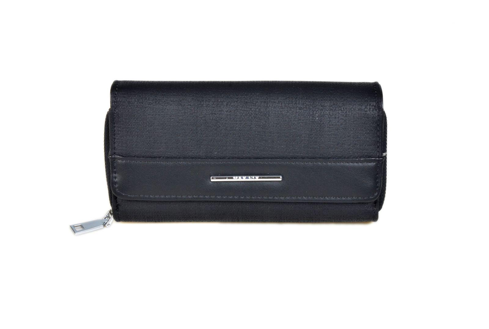 Dámská peněženka ESLEE 3010 black E-batoh