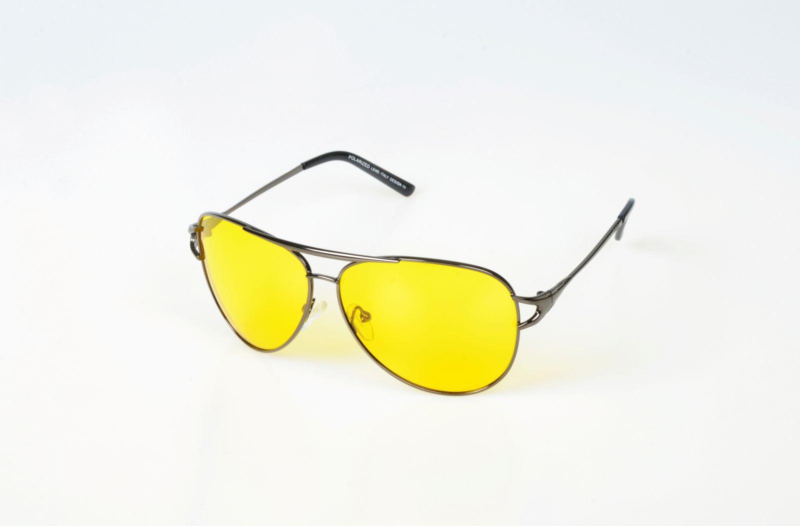 Polarizační brýle 1106 se žlutou čočkou E-batoh