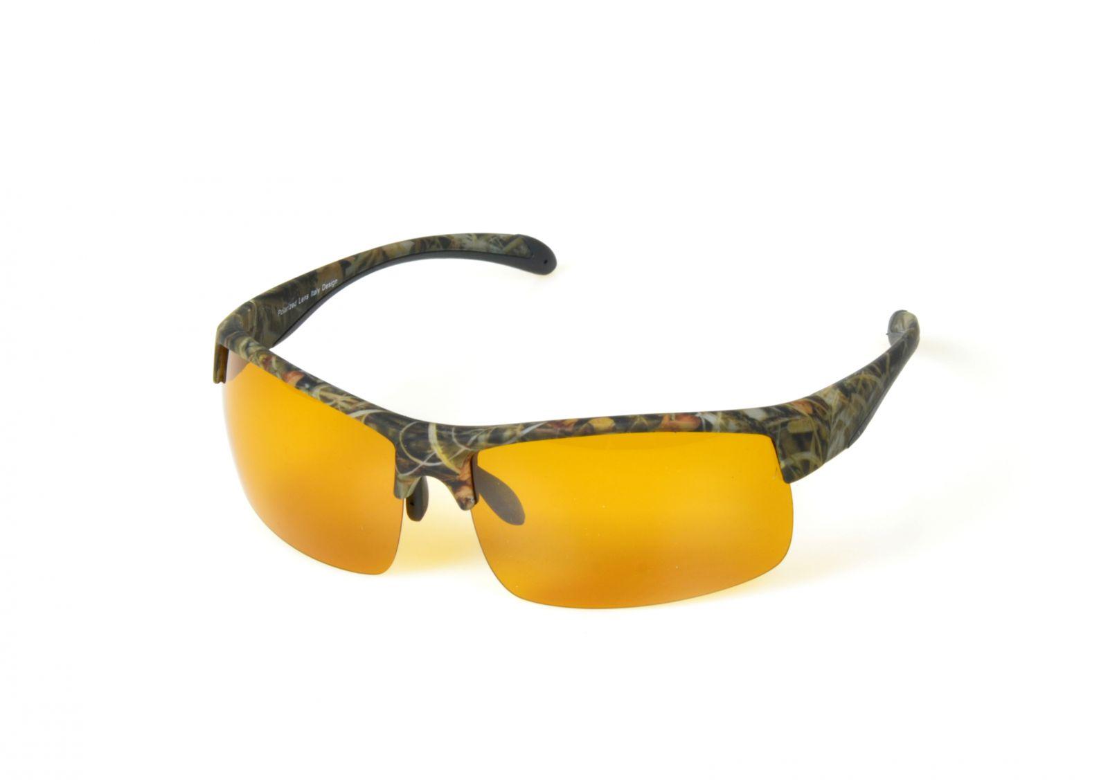Polarizační brýle 2U10 se žlutou čočkou E-batoh