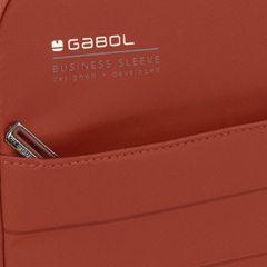 "Pouzdro na notebook 15.6"" TECH 408703 červená Gabol, Španělsko E-batoh"