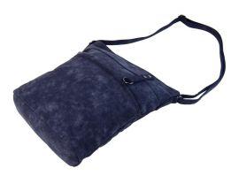 Dámská broušená crossbody kabelka 16007 modrá Tapple E-batoh
