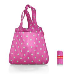 Reisenthel Mini Maxi Shopper Magenta Dots