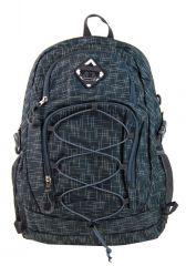 Velký batoh NEWBERRY do města / do školy HL0911 šedý