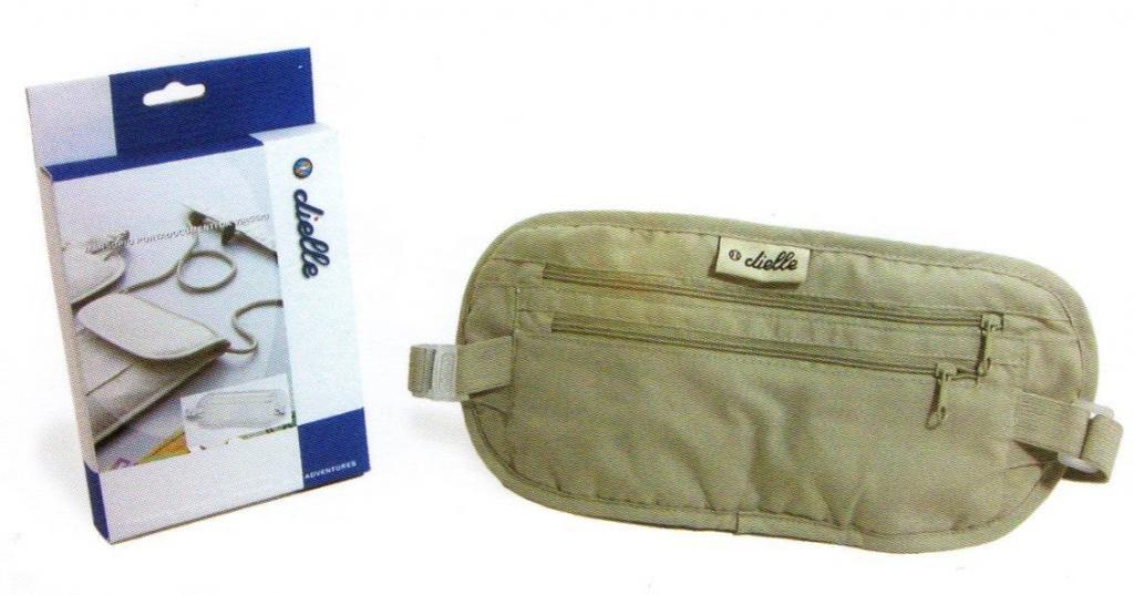 Bezpečnostní ledvinka Dielle AV-10-67 béžová