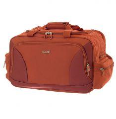 Cestovní taška Dielle 474-74 oranžová