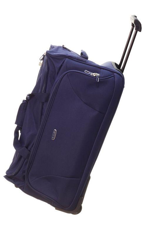 Cestovní taška Dielle 476-05 modrá E-batoh