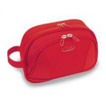 Kosmetická taška Dielle 472-02 červená