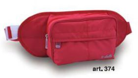 Ledvinka Dielle Lybra 374-02 červená