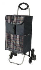 Nákupní taška na kolečkách Dielle CARR3-01 černá
