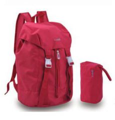 Skládací batoh Dielle Lybra 375-02 červená