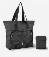 Skládací nákupní taška Dielle Lybra 371-01 černá