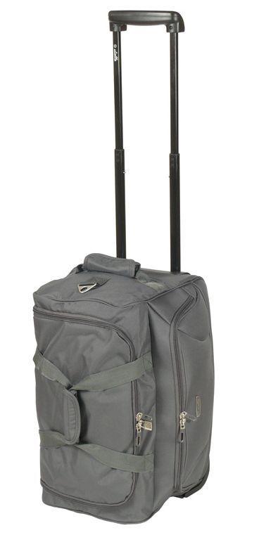 Cestovní taška Dielle 475-23 antracitová