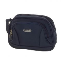 Kosmetická taška Dielle 472-05 modrá