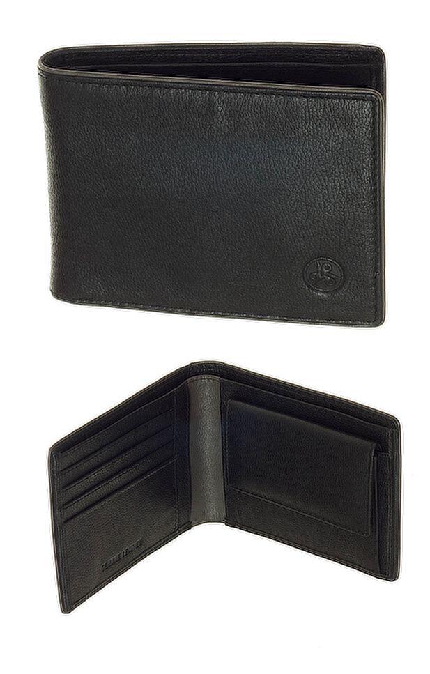 Peněženka Carraro Neon 862-NN-13 černá