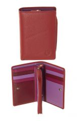 Peněženka Carraro Rainbow 560-RA-02 červená