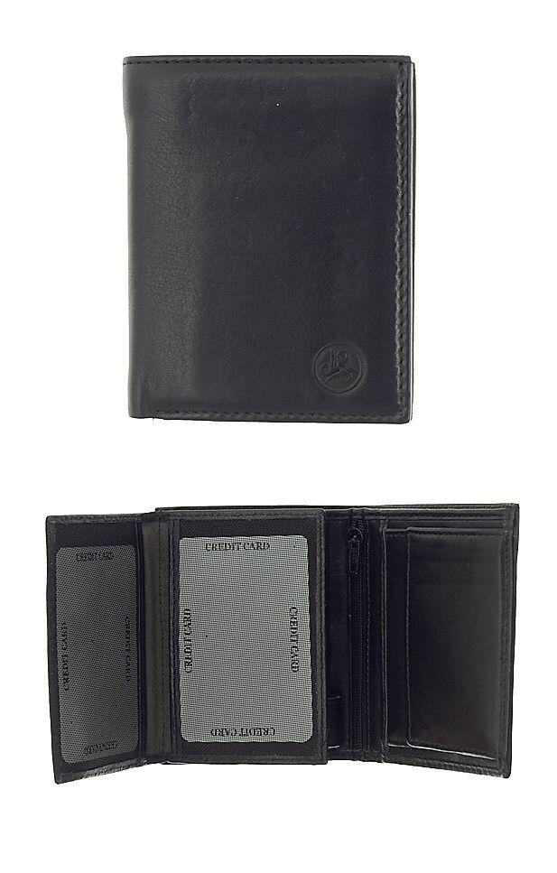 Peněženka Carraro Seta 813-SE-01 černá