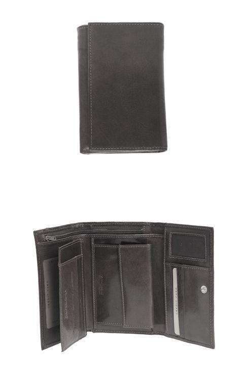 Peněženka Carraro Tamponato 310-TA-01 černá E-batoh