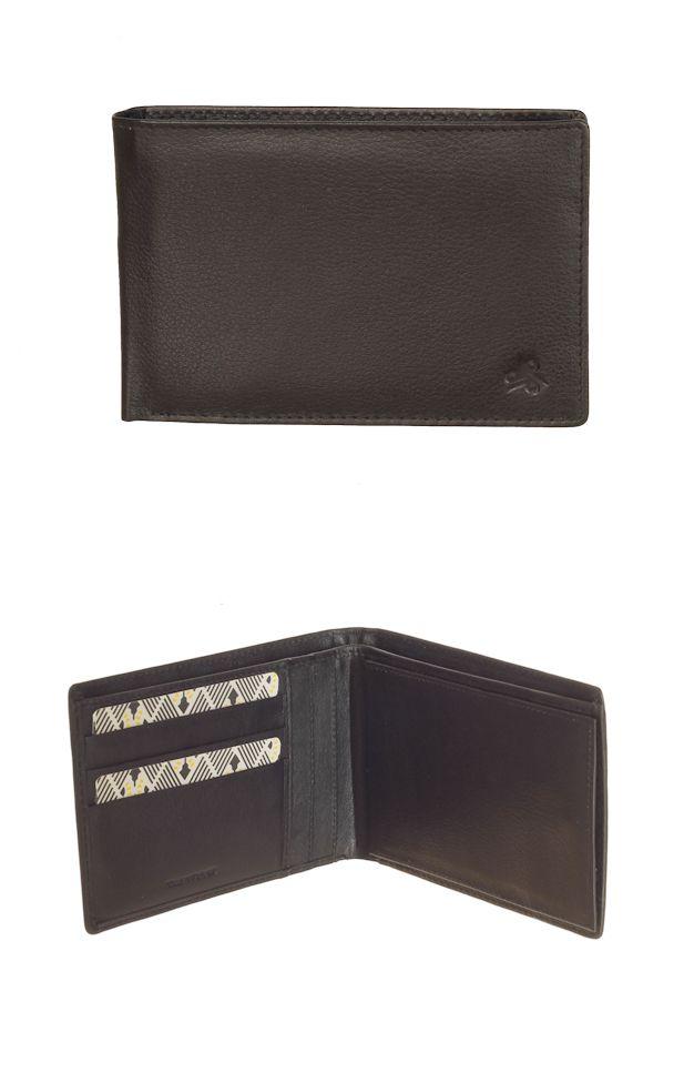 Peněženka Carrero New Young 4004-NY-01 černá