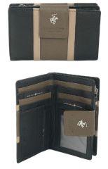 Peněženka dámská BHPC Colours BH-361-01 černá