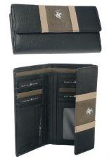 Peněženka dámská BHPC Colours BH-362-01 černá