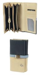 Peněženka dámská BHPC Illinois BH-353-05 modrá