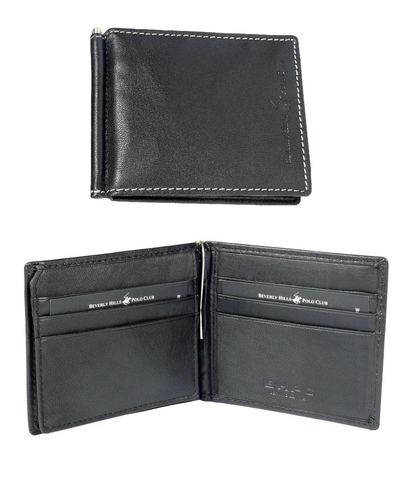 Peněženka pánská BHPC New York BH-250-01 černá