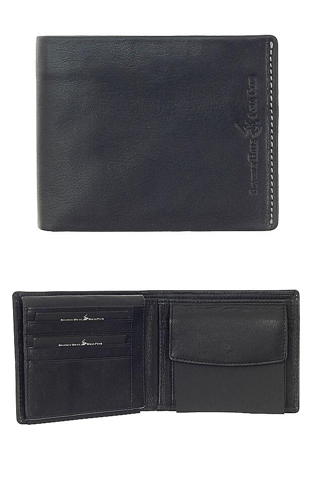 Peněženka pánská BHPC New York BH-253-01 černá Beverly Hills E-batoh