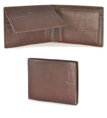 Peněženka pánská BHPC New York BH-253-25 hnědá Beverly Hills E-batoh