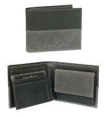 Peněženka pánská BHPC Oklahoma BH-262-01 černá