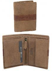 Peněženka pánská BHPC Texas BH-275-75 tabáková