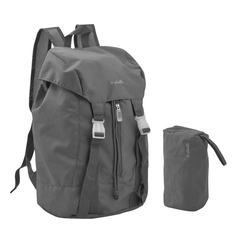 Skládací batoh Dielle Lybra 375-13 šedá