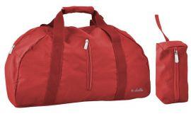 Skládací cestovní taška Dielle Lybra 372-02 červená