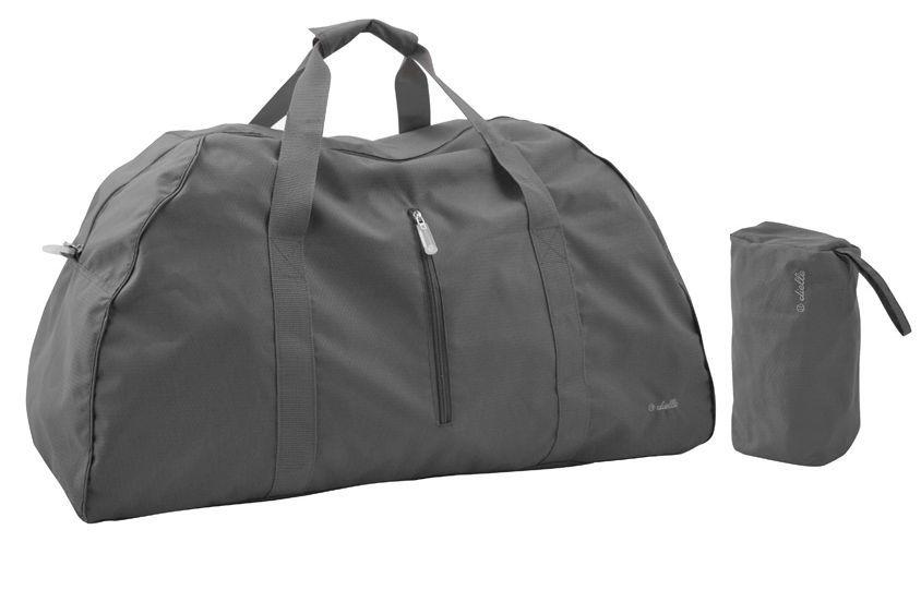 Skládací cestovní taška Dielle Lybra 378-13 šedá