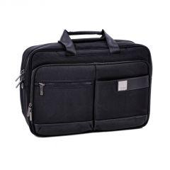 Titan Power Pack Laptop Bag L Black E-batoh