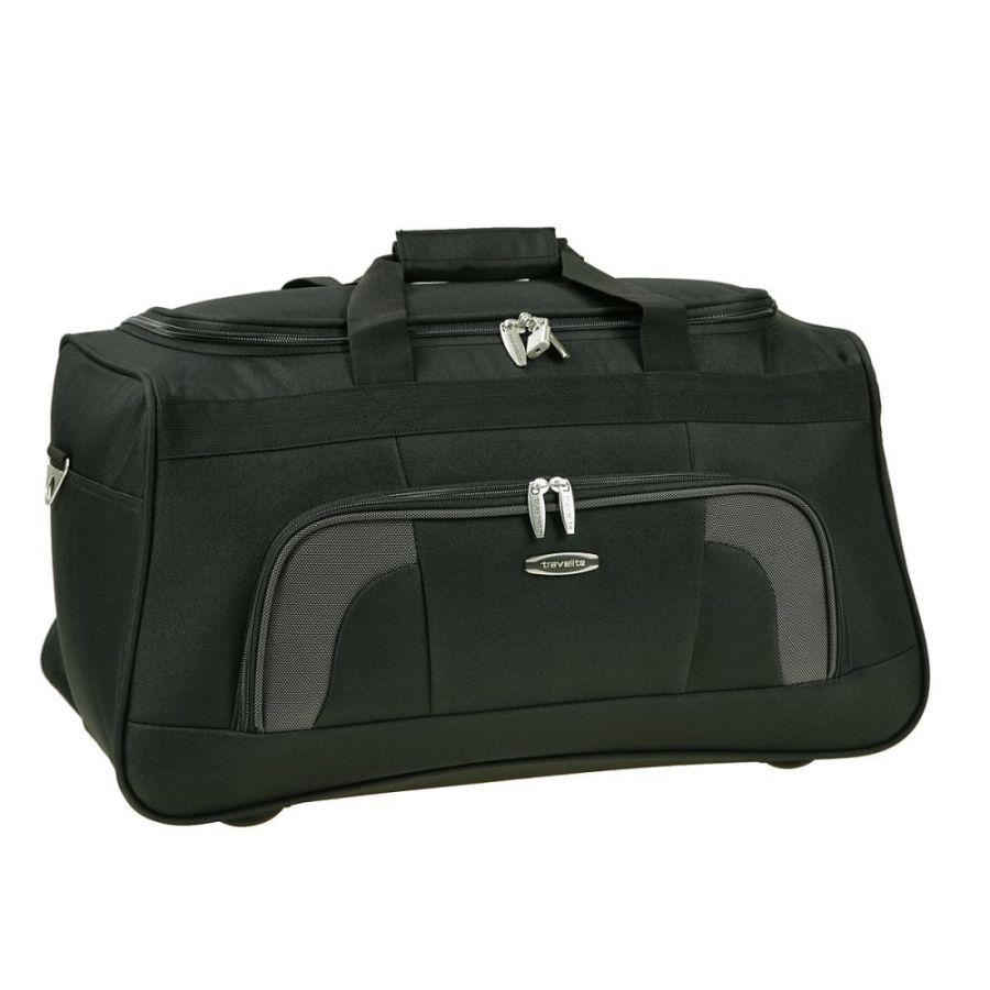 Travelite Orlando Travel Bag Black E-batoh