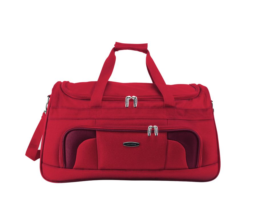 Travelite Orlando Travel Bag Red E-batoh