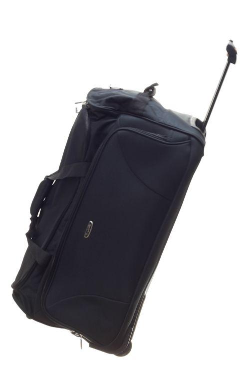 Cestovní taška Dielle 476-01 černá