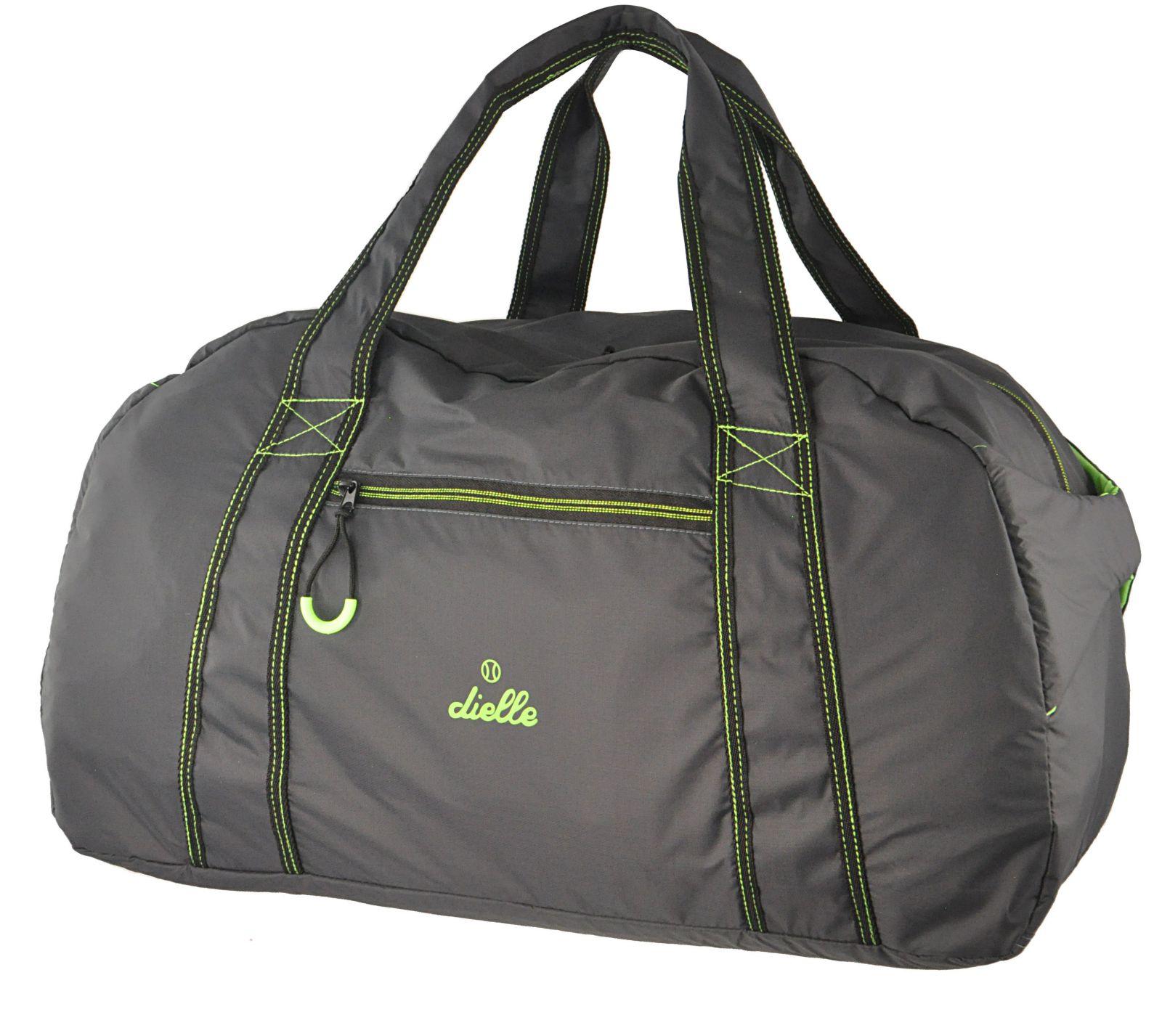Cestovní taška Dielle Active 396-23 antracitová