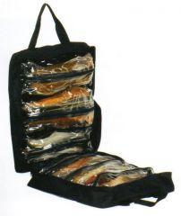 Cestovní taška na boty Dielle AV-21-01 černá