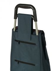 Nákupní taška na kolečkách Dielle CARR2-05 modrá E-batoh