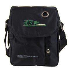 Menší pánská crossbody taška C52 černá