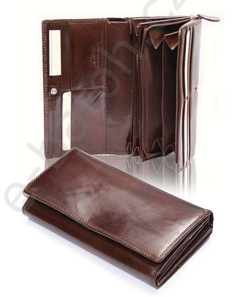Peněženka z kůže V0802BC E-batoh
