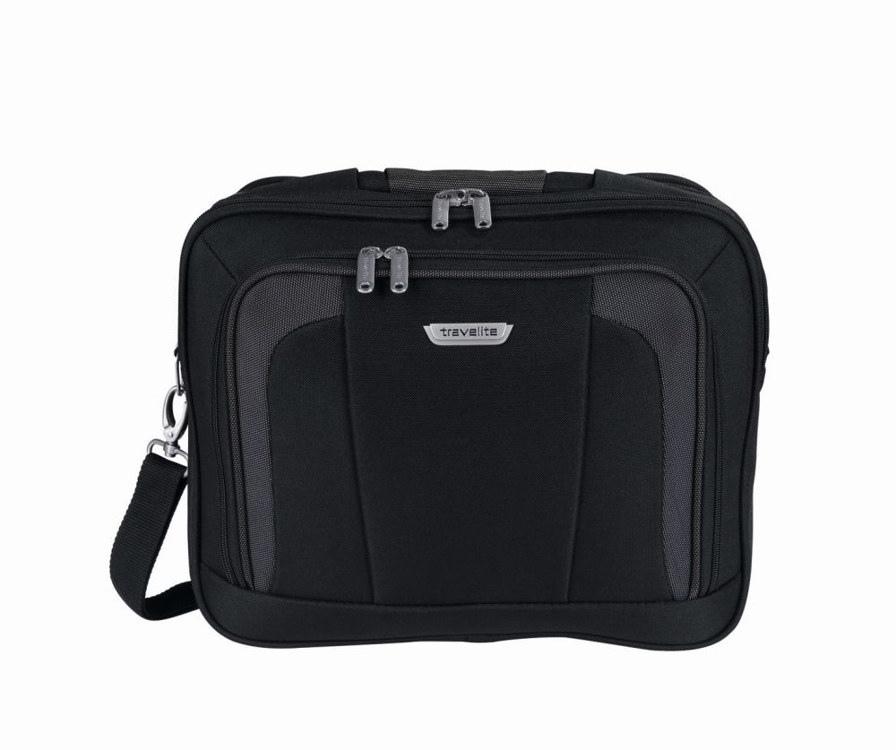 Travelite Orlando Boarding Bag Black E-batoh