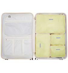 Sada obalů SUITSUIT® Perfect Packing system vel. L Mango Cream